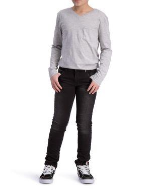 Jogg Jeans Black Light Zwart Spijkerbroek