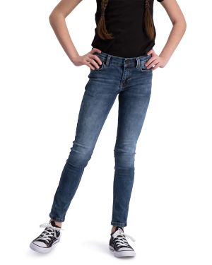 Skinny Finch Blauw - Hyper Stretch Denim