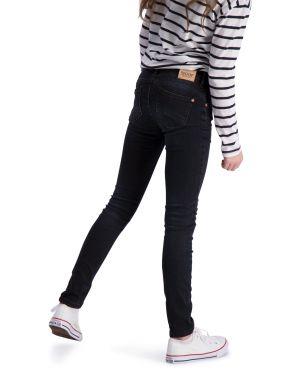 Impulse DonkerBlauw - Spijkerbroek Stretch Denim Skinny