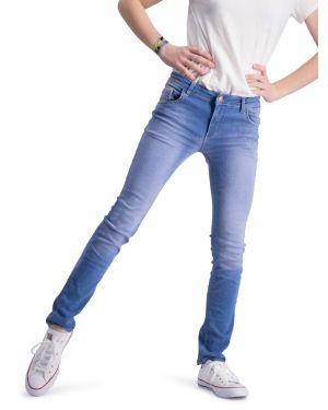 Impulse Denim Blauw - Spijkerbroek Stretch Denim Skinny