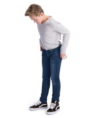 Jogg Jeans Mid Blauw Northern Light Spijkerbroek