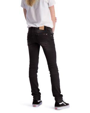 Robin Biker Zwart - Spijkerbroek