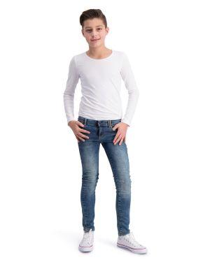 Solar Blauw - Spijkerbroek